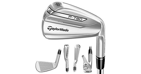 Amazon.com: TaylorMade Golf P790 hombre acero rígido Juego ...
