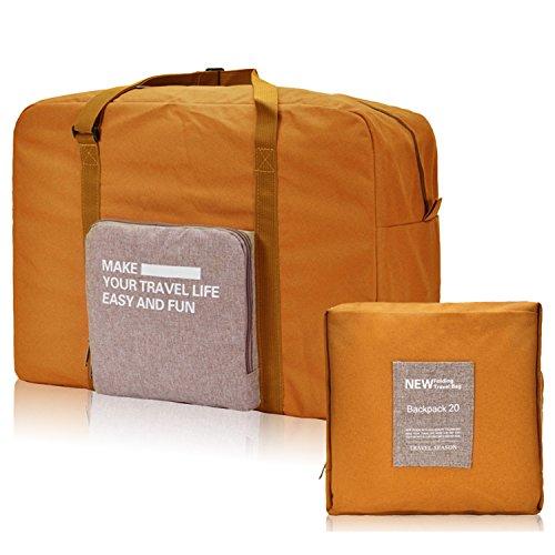 Denim Duffle Bag - 5