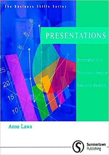 Presentations (Business Skills) by Anne Laws (2000-01-01)