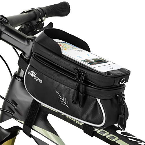 FEK Uso Duradero Deportes al Aire Libre Impermeable Bolsa de Cintura para Correr Bolsa de Ciclismo para Trotar Bolsa antirrobo para tel/éfono