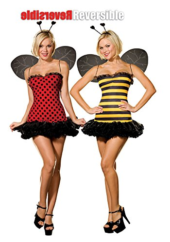 (Faerynicethings Buggin Out - Reversible Costume)