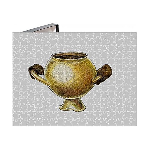 (Media Storehouse 252 Piece Puzzle of Brazier from a Grave, Pazyryk, Siberia (13539057))