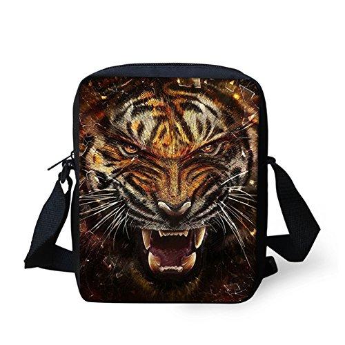 IDEA bandoulière Sac lion Y Tigre petit C3966E femme pour HUGS xZpFnqF