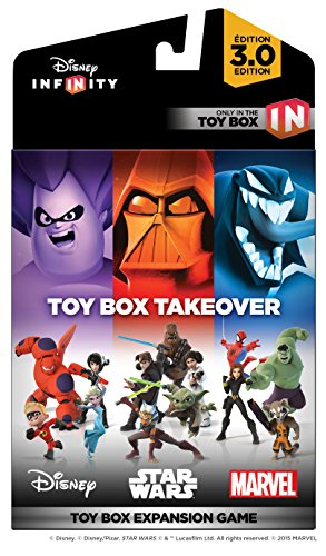 Amazon.com: Disney Infinity 3.0 Edition Starter Pack - Playstation ...