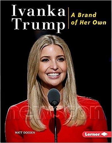 Descargar Libro Mas Oscuro Ivanka Trump: A Brand Of Her Own Patria PDF