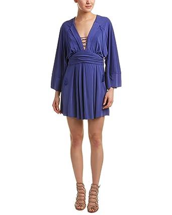 9634200dc9d4 Free People Women s Modern Kimono Mini Dress (6