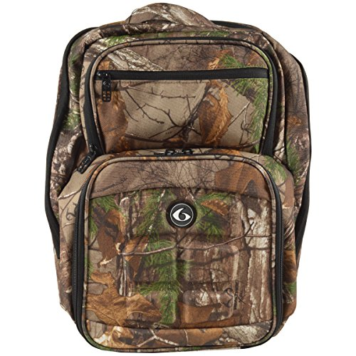 6 Pack Fitness Expedition 300 Meal Management Backpack - Realtree Camo by 6 Pack Fitness