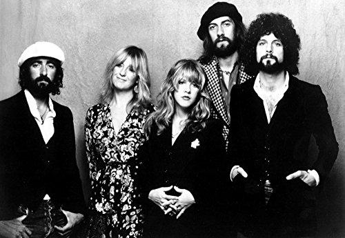 Fleetwood Mac Poster - Fleetwood Mac Photo Print (10 x 8)