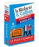 Dictionnaire Le Robert & Collins Compact Plus anglais
