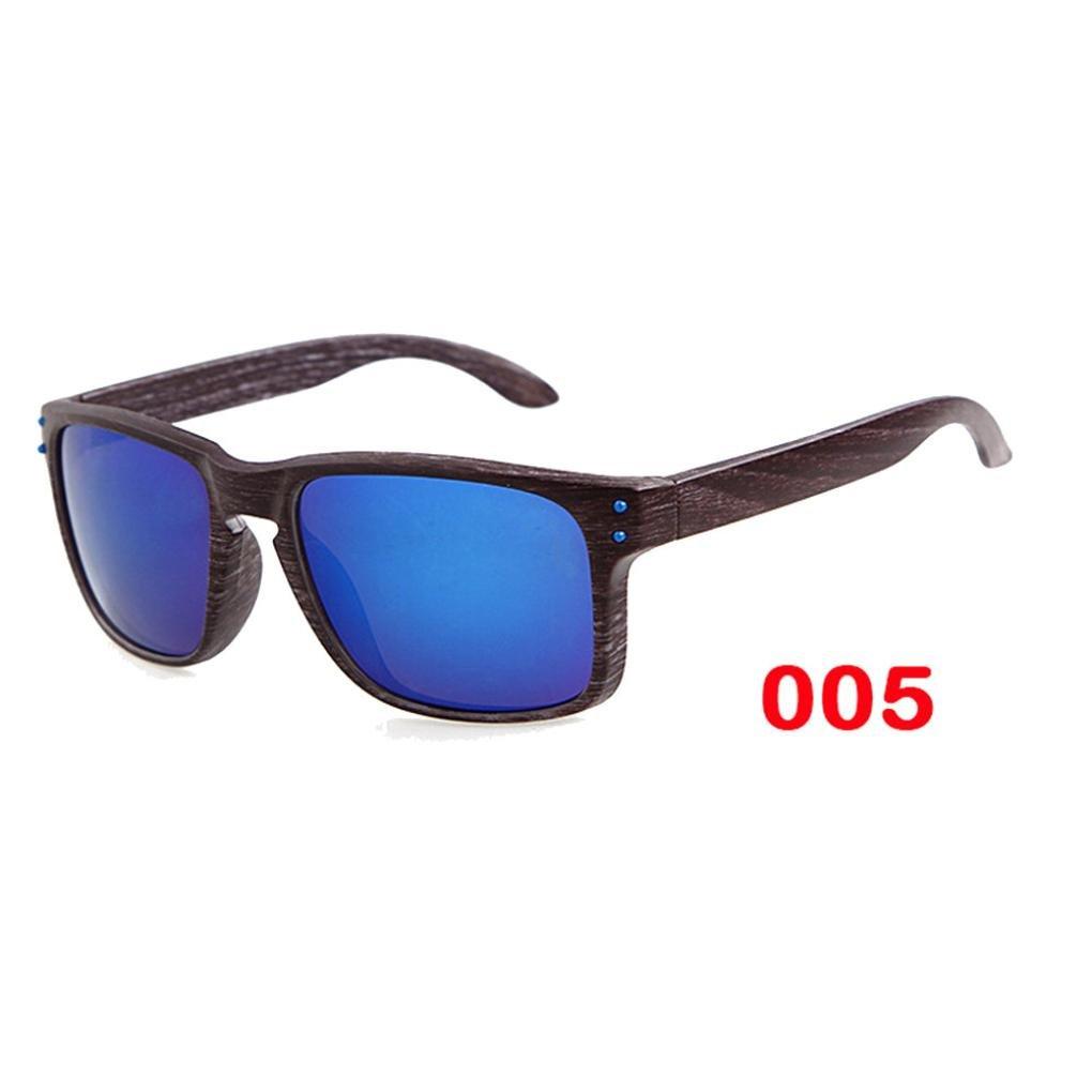 Wensltd Clearance! 7 Colors Stylish Men Women Outdoor Casual Sunglasses UV400 (E)