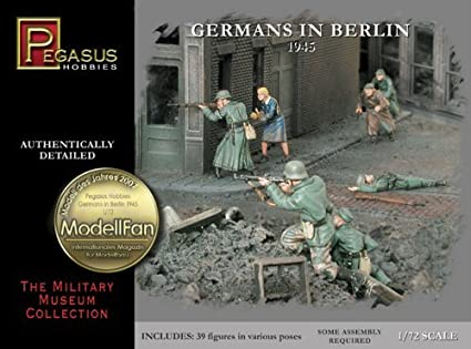 German in Berlin 1945-1:72 Pegasus Hobbies