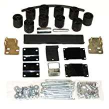 Performance Accessories (40013) Body Lift Kit for Nissan Xterra