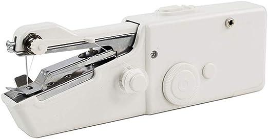 TONGSH Máquina de Coser Handheld, sin Cuerda eléctrico Handheld ...