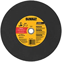 DEWALT DW8003 14-Inch by 3/32-Inch Stud Cutter Chop Saw Wheel
