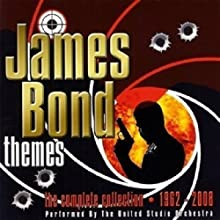 James Bond Themes: The Complete Collection: 1962-2015 [2 CD]