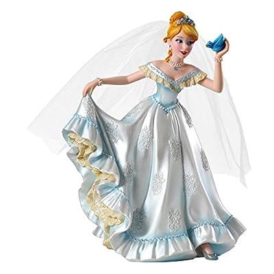 Enesco Disney Showcase Cinderella Bridal Figurine, 8-Inch