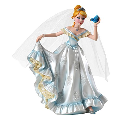 Disney Cinderella Collectible - Enesco Disney Showcase Cinderella Bridal Figurine, 8-Inch
