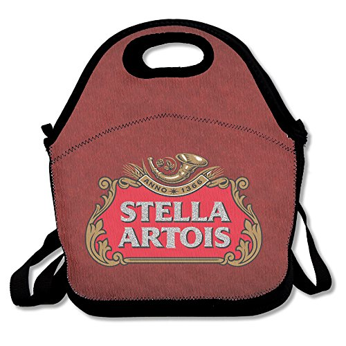 stella-artois-insulated-lunch-bag-backpack-tote-with-zipper-carry-handle-and-shoulder-strap-for-adul