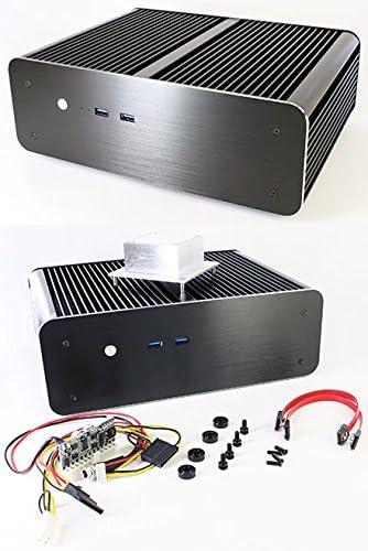 Akasa Euler MX Caja mini-ITX (a de itx25 de m1b): Amazon.es ...