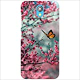 Printland floric Phone Cover For HTC Desire 526G Plus