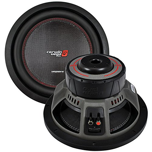 CERWIN VEGA VPRO154D Pro 1800 Watts Max 15-Inch Dual Voice Coil 4 Ohms/900 Watts Power - Outlet Vegas Las To Close