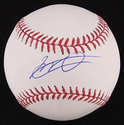 Baseball Guerrero Signed - Vladimir Guerrero, Jr. Blue Jays Autographed Rawlings Official Major League Baseball - JSA Authenticated