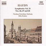 Haydn - Symphonies, Volume 21