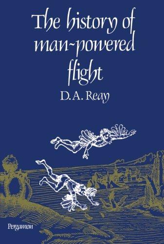 The History of Man-Powered Flight