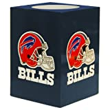 The Northwest Company NFL Buffalo Bills Square Flameless Candle