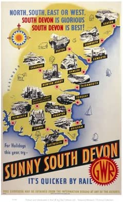 Pack of 8 Postcard - Highest Quality Sunny Southend on Sea