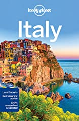 Lonely Planet: The world's leading travel guide publisher        Lonely Planet Italy is your passport to the most relevant, up-to-date advice on what to see and skip, and what hidden discoveries await you. Wander through chariot-groove...