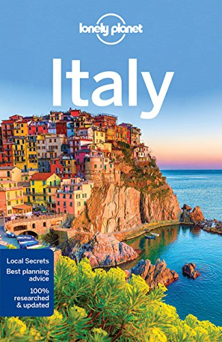 Lonely Planet Italy (Travel Guide) (Venice Italy Travel Guide)