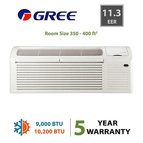 Packaged Terminal Heat Pump  Air Conditioner 9,000 BTU  + 3