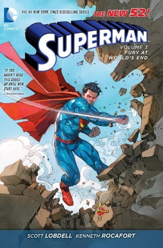 Superman Vol. 3: Fury at World's End (The New 52) ()