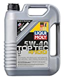 Liqui Moly (3701) 5W-40 Top Tec 4100 Low Ash Synthetic Motor Oil - 5 Liter Jug