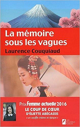 TELECHARGER MAGAZINE La mémoire sous les vagues - Laurence Couquiaud