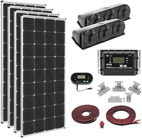 Zamp Solar Legacy Series 680