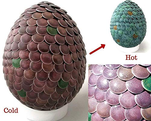 (Handmade Magical Color Changing Dragon Egg 4