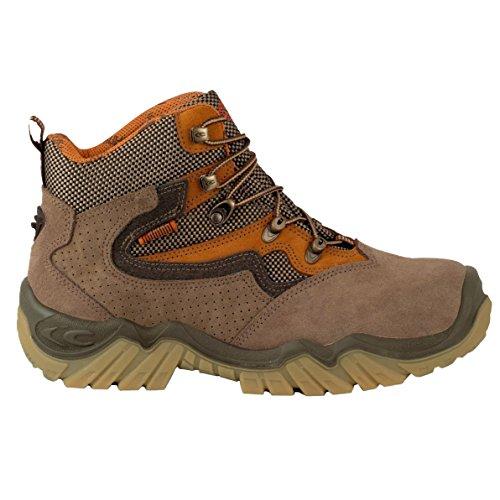 """Cofra 80430–000.w40taglia 40S1P HRO SRC """"Alpi sicurezza scarpe, colore: beige/marrone"""