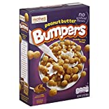 Mothers Cereal Bumpers Peanut, 12.3 oz