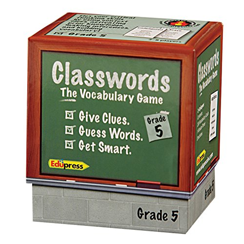 Edupress Classwords Game, Grade 5 (EP63753)