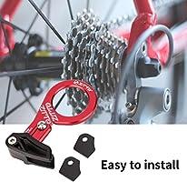 Tbest Guía de Cadena de Bicicleta, MTB Guía de Cadena Aleación de ...