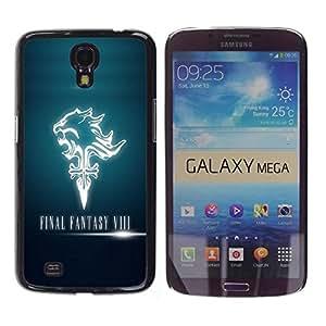 Be Good Phone Accessory // Dura Cáscara cubierta Protectora Caso Carcasa Funda de Protección para Samsung Galaxy Mega 6.3 I9200 SGH-i527 // Fantasy Game