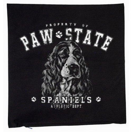English Springer Spaniel perros 40 x 40 cm Cojín funda en ...
