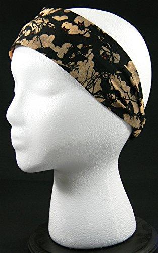 Halloween Bats headwrap/headband (Handmade in the United States)