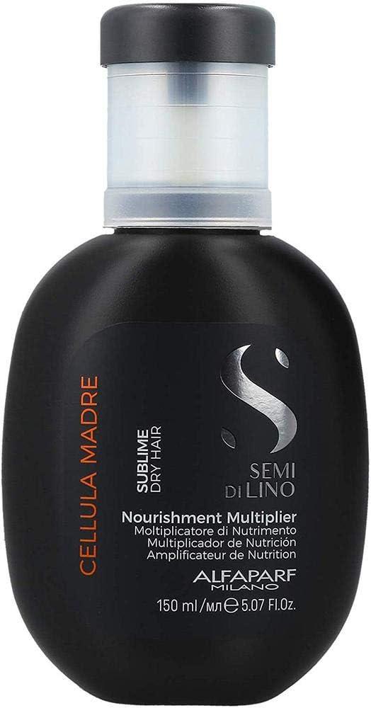 ALFAPARF SEMI DI LINO SUBLIME Cellula Madre Elixir nutritivo para el cabello 150ml