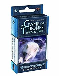 A Game of Thrones LCG: Wolves of the NorthChapter Pack Revised Edition