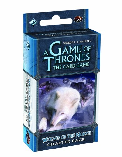 A Game of Thrones: The Card Game - Wolves of the North Chapter Pack (Revised)