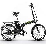 Nakto Fashion Folding Electric Bicycle - 250 W - 36V 10Ah Lithium Battery -...