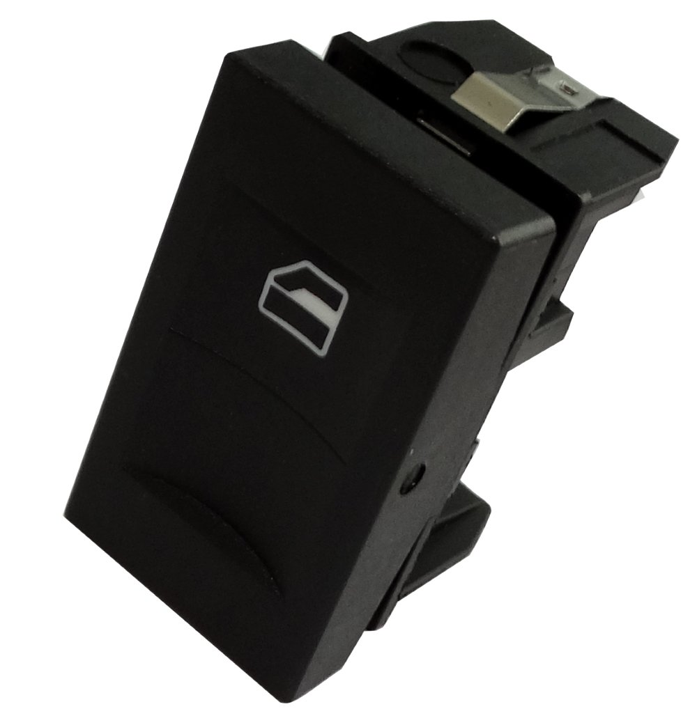 Aerzetix Fensterhebertaste kompatibel mit 6N0959855B C17174